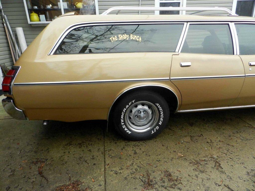 1972 Dodge Coronet Crestwood