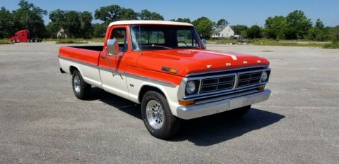 1972 Ford F-250 for sale
