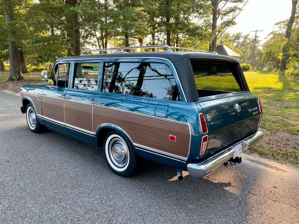 1973 International Harvester Travelall