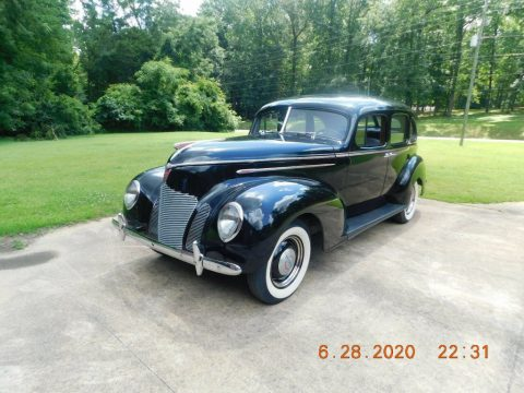 1939 Hudson Super Six for sale
