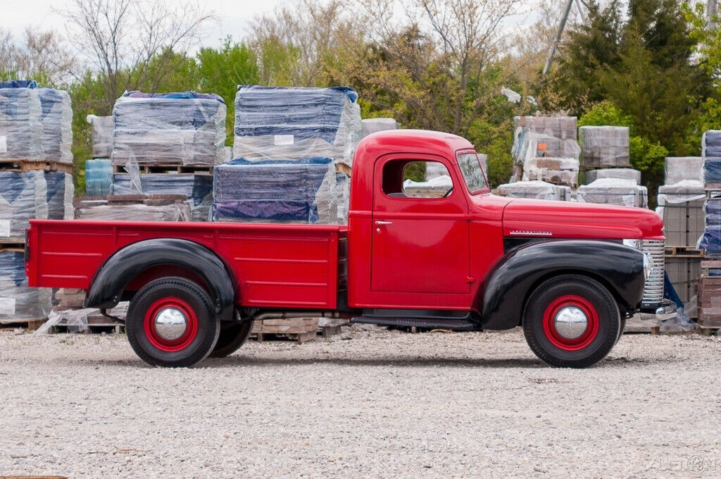 1941 International Harvester KB3