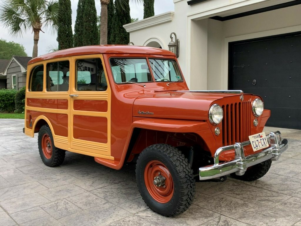 1950 Jeep Willys