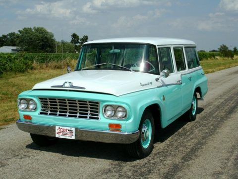 1962 International Harvester Travelall for sale