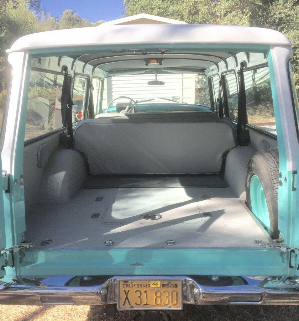 1962 International Harvester Travelall
