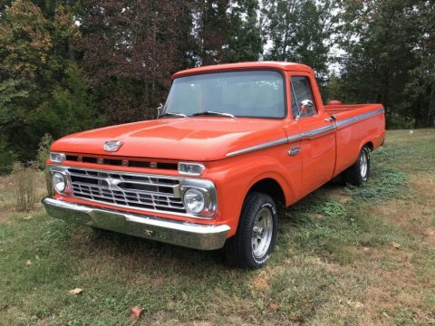 1966 Ford F-100 for sale