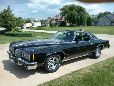 1977 Pontiac Grand Prix SJ for sale