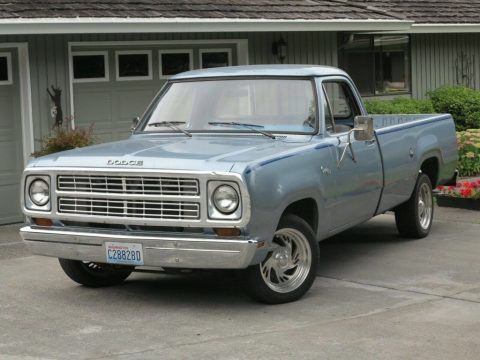 1979 Dodge D150 Custom for sale