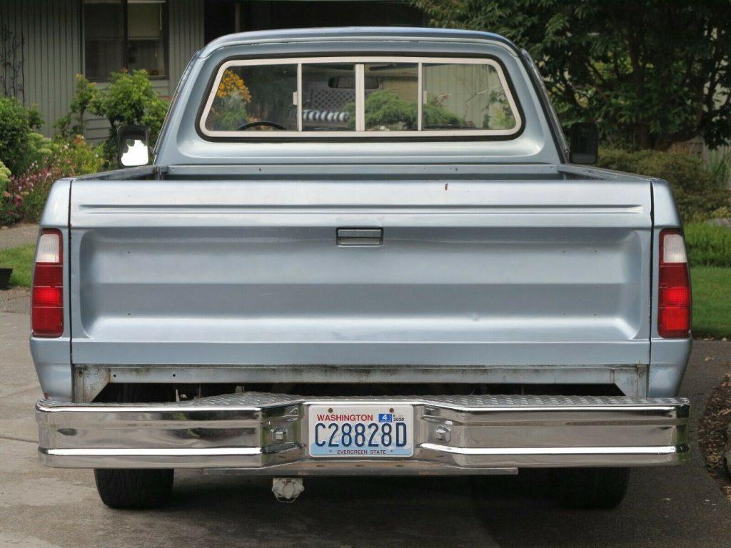 1979 Dodge D150 Custom