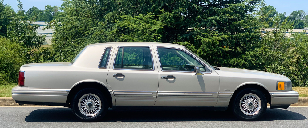 1992 Lincoln Town Car