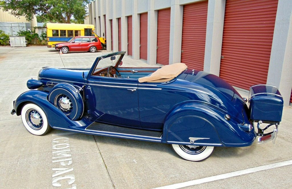 1936 Chrysler Airstream Convertible