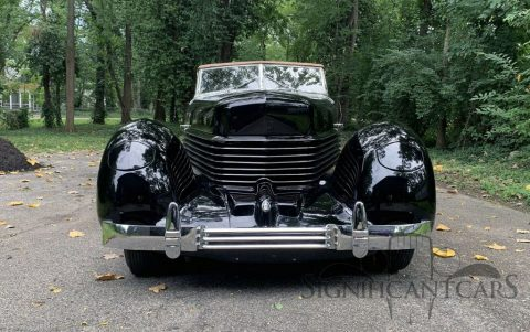 1936 Cord 810 Phaeton for sale