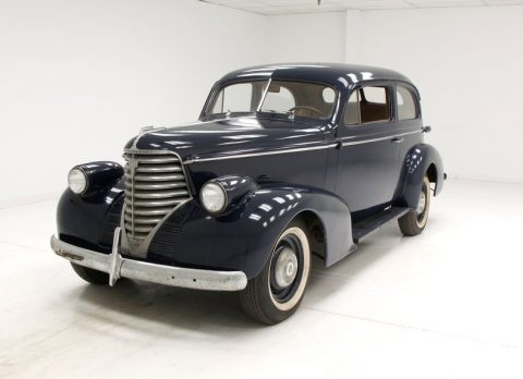 1938 Oldsmobile Touring Sedan for sale