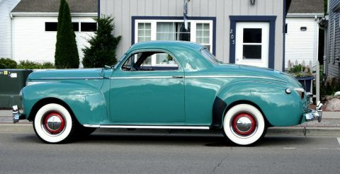 1941 Chrysler Windsor for sale