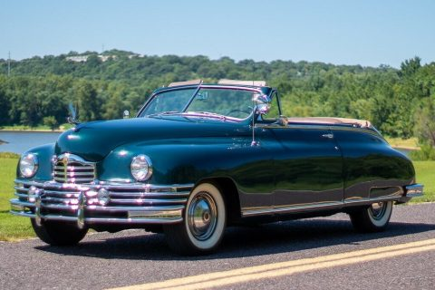 1949 Packard Super Eight Convertible for sale