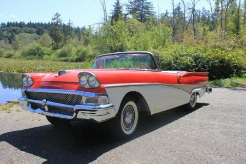 1958 Ford Skyliner for sale