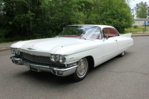 1960 Cadillac Series 62 Coupe for sale