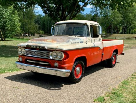 1960 Dodge D100 for sale