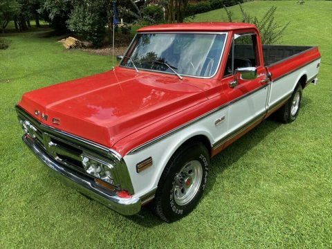1971 GMC CE2500 for sale