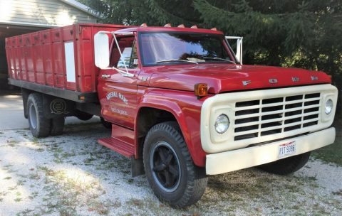 1974 Ford F-600 for sale