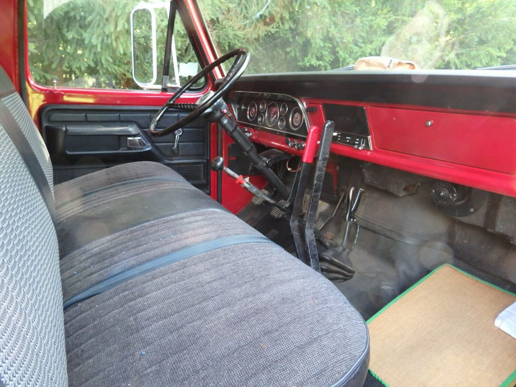 1974 Ford F-600