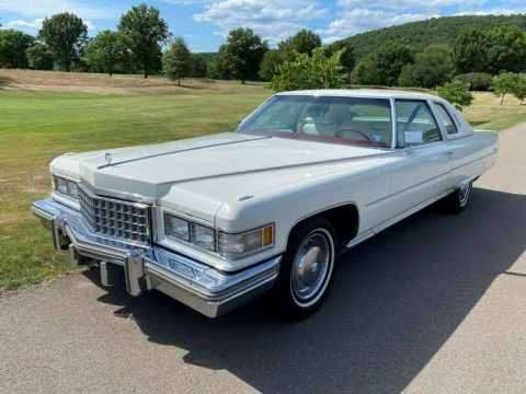 1976 Cadillac DeVille Coupe for sale