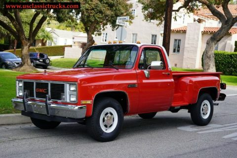 1987 GMC Sierra 3500 for sale