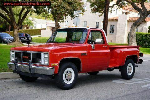 1987 GMC Sierra 3500 for sale