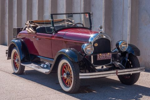 1927 Chrysler Model 62 for sale