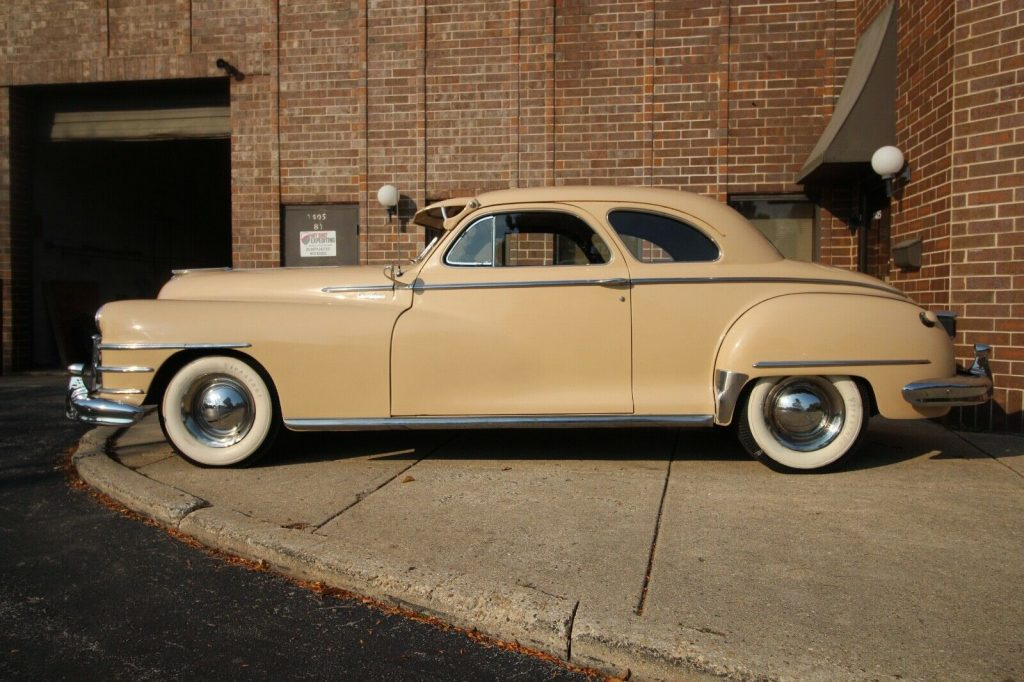 1947 Chrysler New Yorker