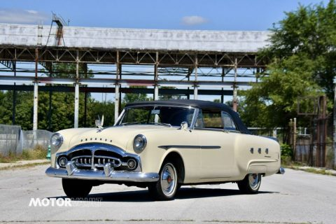1951 Packard 250 Convertible for sale