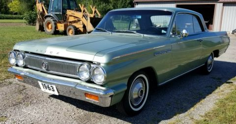 1963 Buick Skylark for sale