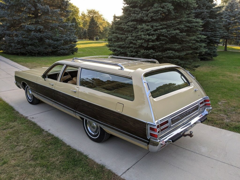 1973 Chrysler Town & Country