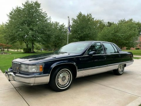 1993 Cadillac Fleetwood Brougham for sale