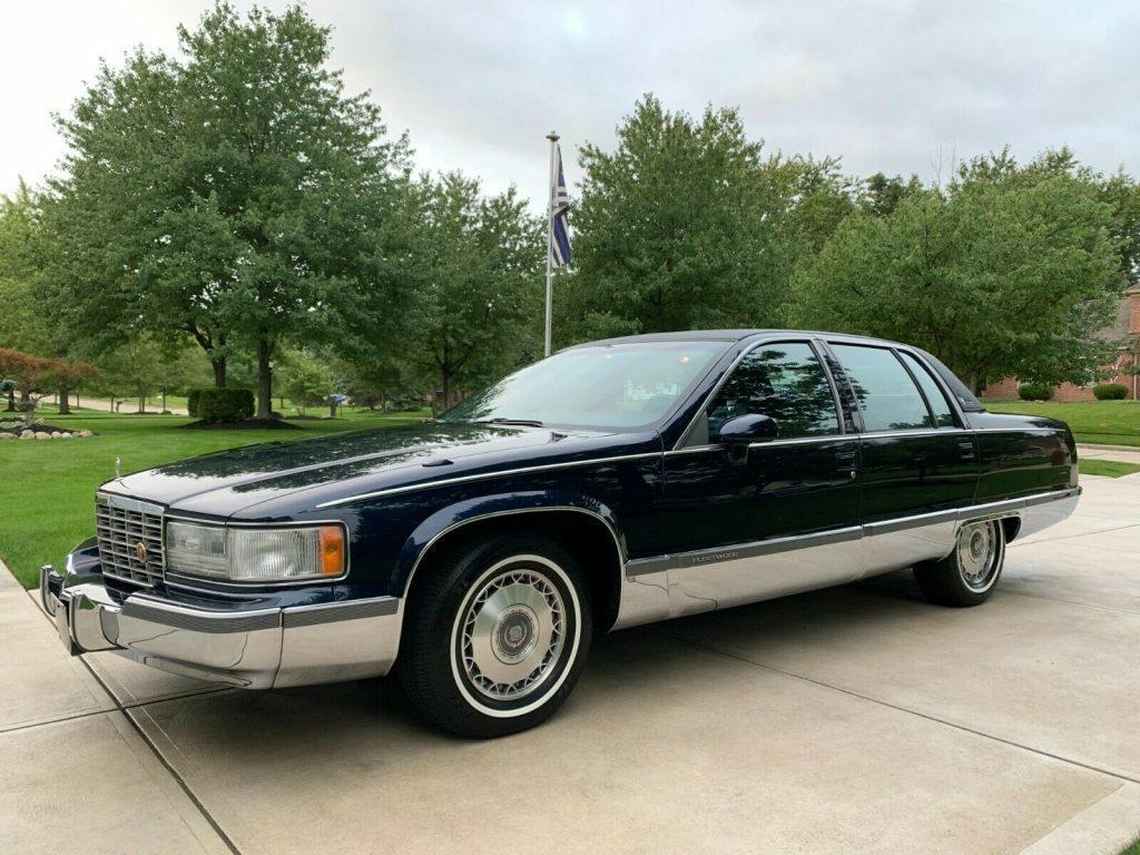 1993 Cadillac Fleetwood Brougham