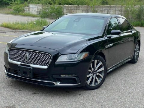 2017 Lincoln Continental for sale