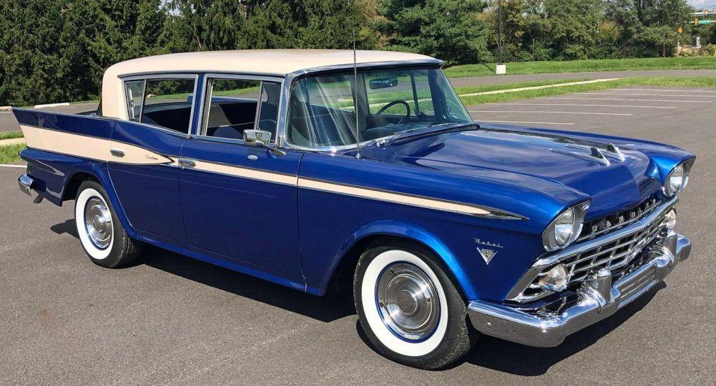 1959 AMC Rambler Custom