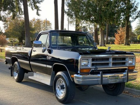 1990 Dodge W250 for sale
