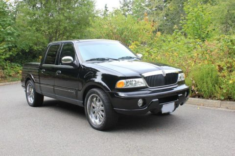 2002 Lincoln Blackwood for sale