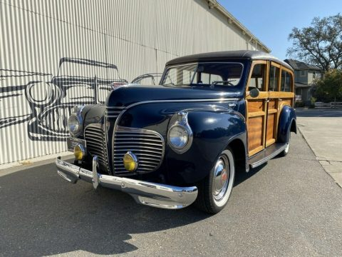 1941 Plymouth Special Deluxe for sale