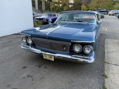 1961 Imperial Le Baron Convertible for sale