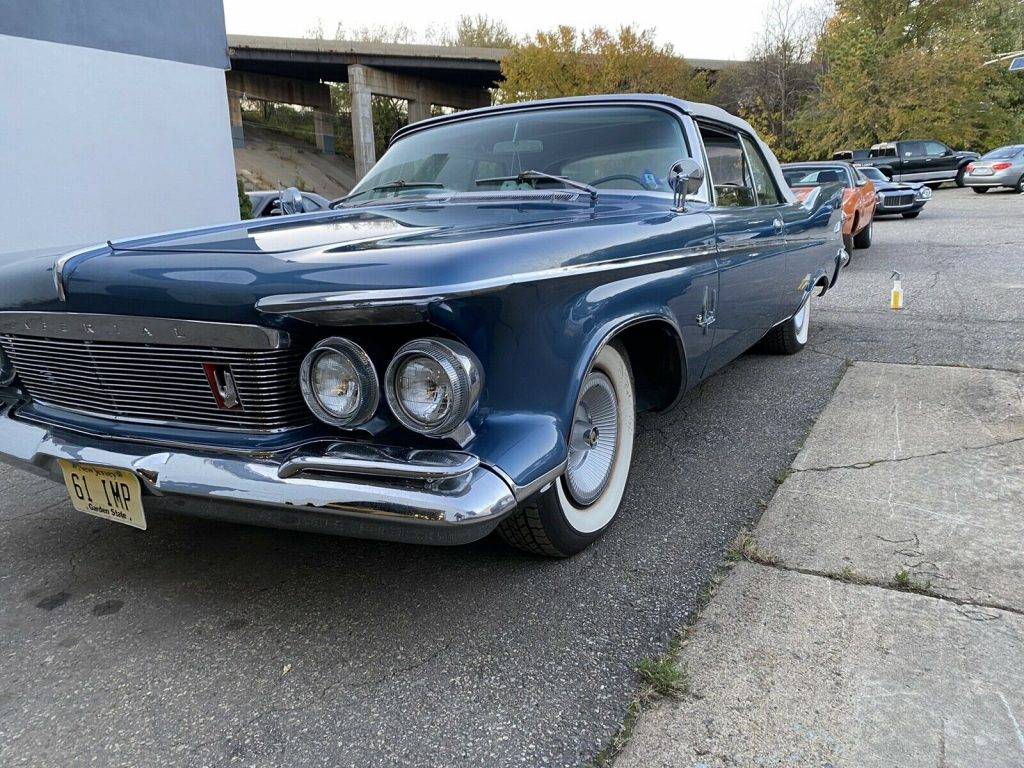 1961 Imperial Le Baron Convertible