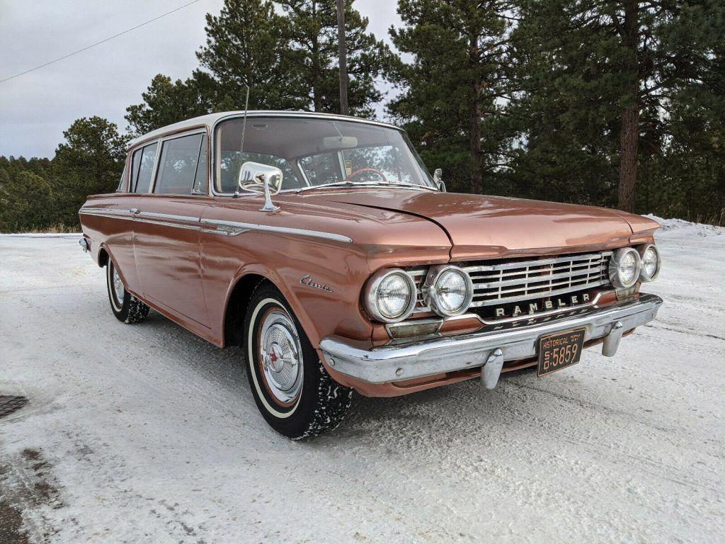 1962 AMC Rambler Classic Custom