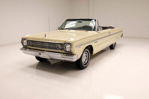 1966 Plymouth Belvedere Converible for sale