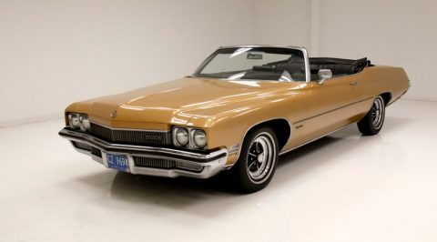 1972 Buick Centurion Convertible for sale