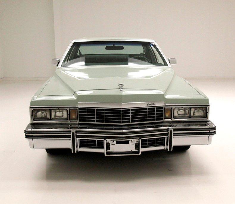 1977 Cadillac Coupe DeVille