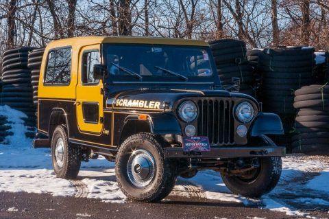 1981 Jeep CJ-8 for sale