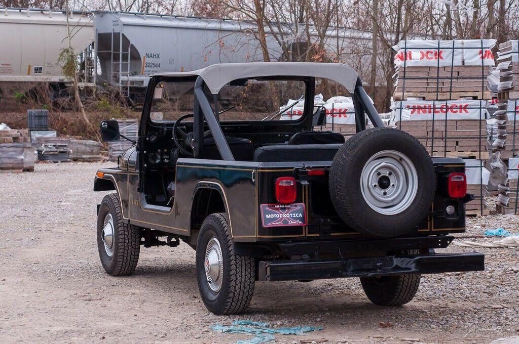 1981 Jeep CJ-8