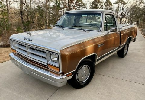 1986 Dodge D100 for sale