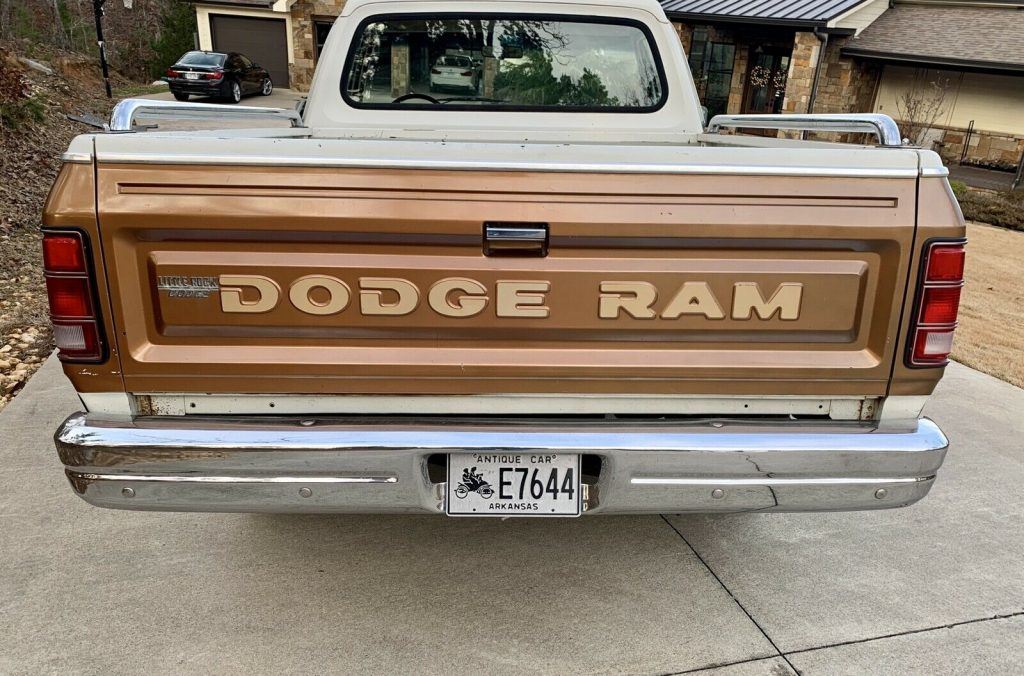1986 Dodge D100