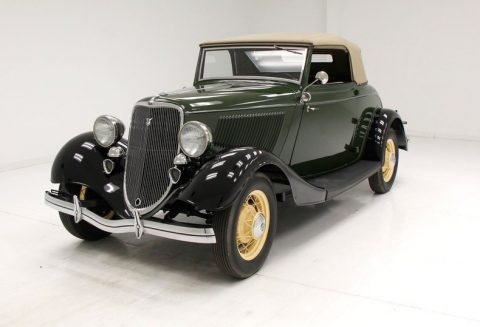 1933 Ford Cabriolet for sale